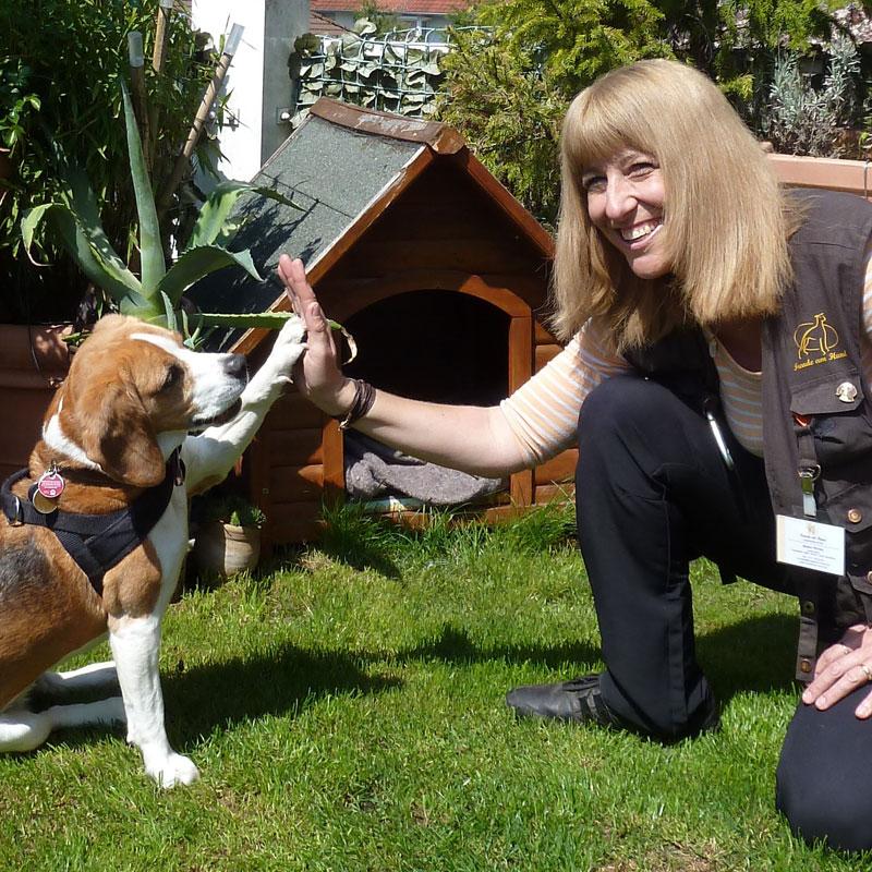 2 hundetrainerin hundeschule freude am hund meike richter | Freude am Hund München
