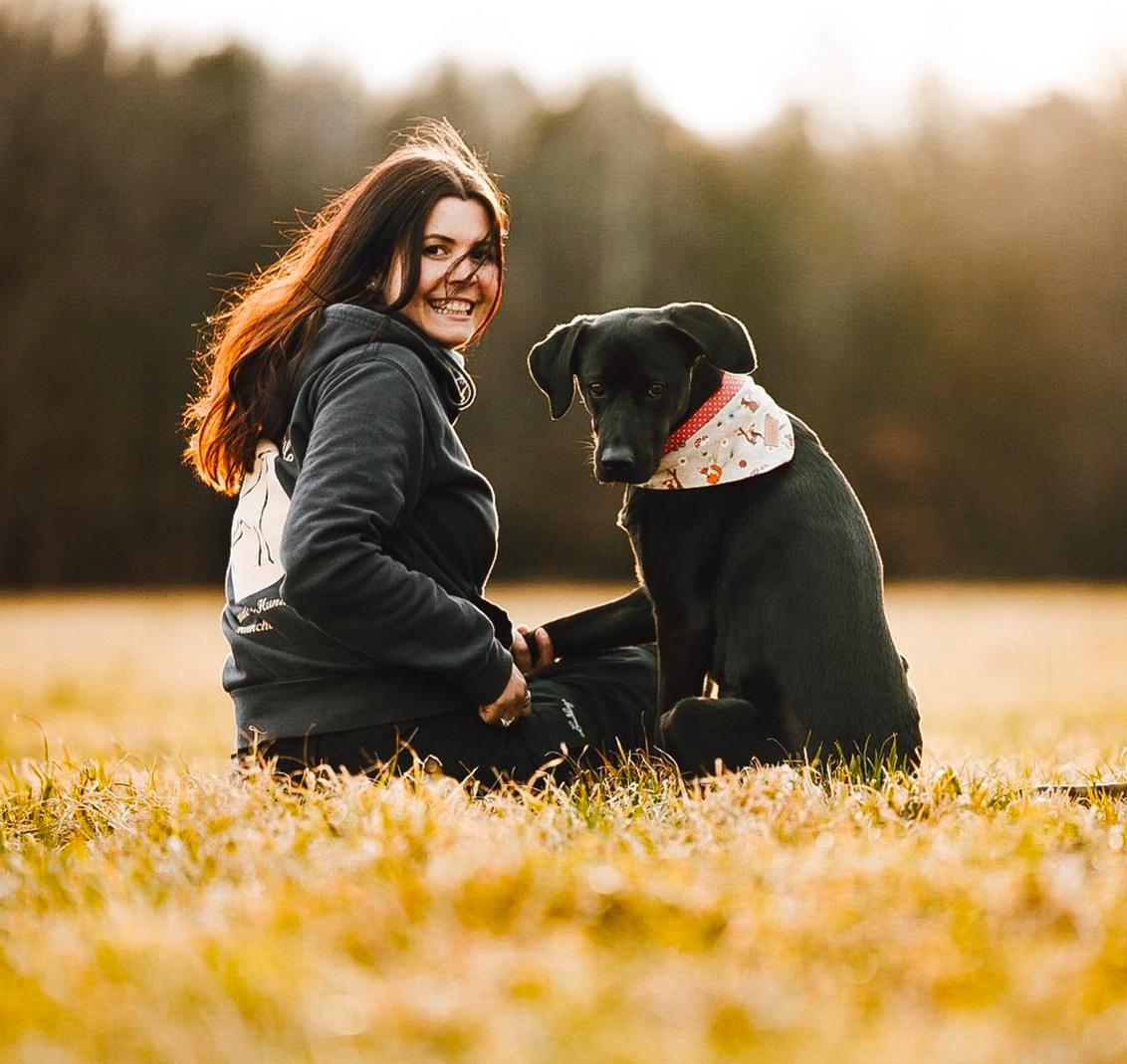 Hundetrainerausbildung   Freude am Hund München