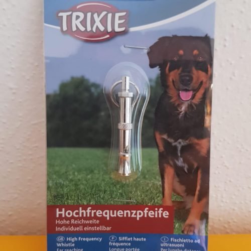 Hundepfeiffe | Freude am Hund München